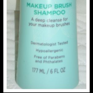 🆕🎶 Terrific-Makeup Brush Cleaning Shampoo